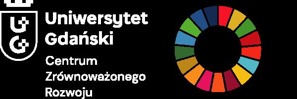 Centrum Zrównoważonego Rozwoju Uniwersytetu Gdańskiego (CZRUG) Logo